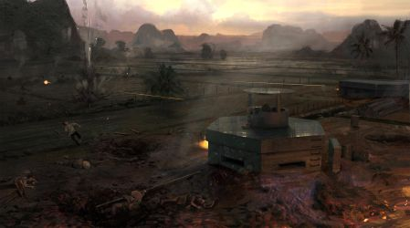 VIETMINH: strongpoint defence by Skvor