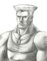 Guile by K-A-A-D