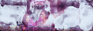 ~ Delena header #ordered by for24hours