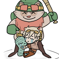 Teemo is everywhere by 15p