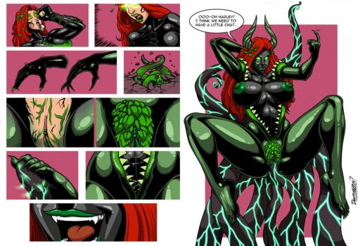 Demon Ivy Sequence - by Doomington by Vespatianus