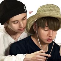 Vkook by taekuyaki