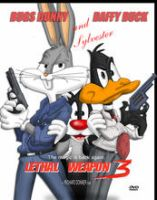 Lethal Weapon 3 Looney Style by buster126