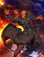 Red Skull PLUS by GENZOMAN