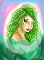 Rain Forest Guardian by lollypop081