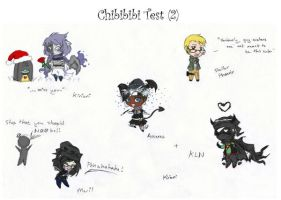 Chibibies test 2 by demi45