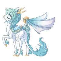 Kirin Faering Auction {NEW CLASS}{CLOSED} by AlimareEmpire