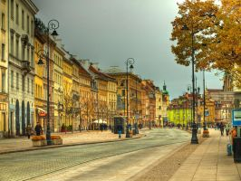 old town.. by HeretyczkaA