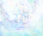 Mega Altaria - Cloud by N0XATI