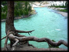 Yellowstone River by xelopid