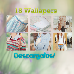 Pack de Wallpapers by LivingAsIWant