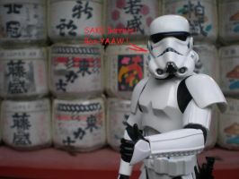 Sake Man, SAKE by masterbarkeep