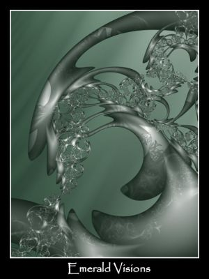 Emerald Visions by sharkrey