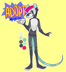 OPEN Adopt auction by Hoggath