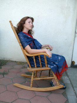 rocking chair 5 by PhoeebStock
