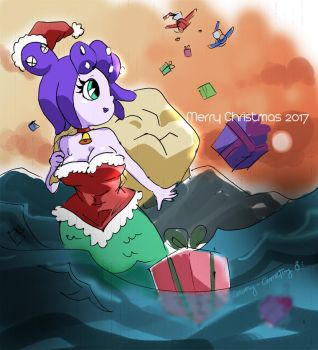 Merry Christmas 2017 by Flowery-Cemetery
