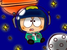 SP - Space man Craig by TweekPark