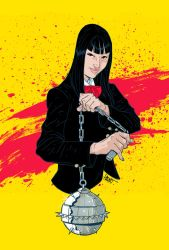 Gogo Yubari by paulorocker