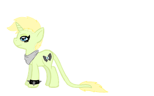 Greeny (redesigned) by GengarPunk95