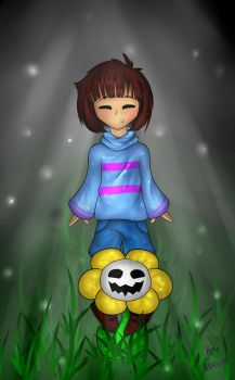Undertale Be careful with who you trust  by Nikkisses