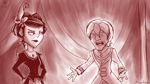 DST: Questioning by Aileen-Rose