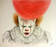 Pennywise by gmaassa