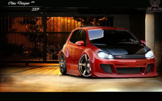 VW Golf by ChitaDesigner
