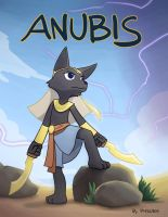 Anubis (Cover Page) by phsueh