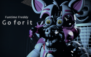[SFM/Short] Funtime Freddy, Go For It | Animation by The-Smileyy
