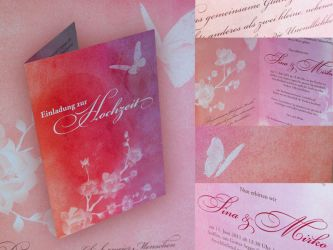 Wedding Invitation by kenazmedia