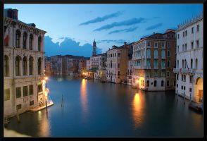 Yet another view from Rialto by scoiattolissimo