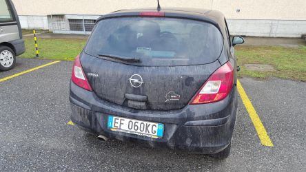 My Opel Corsa 1.2 85cv Edition Dirty (2) by Davi80