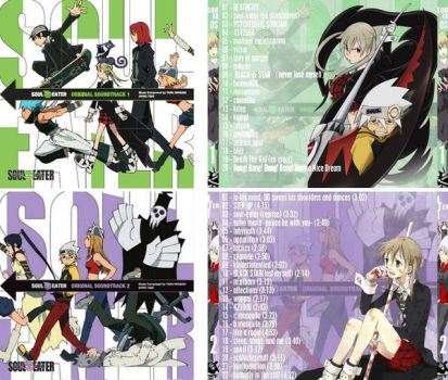 Soul Eater Custom OST Cover by ketchum-ash