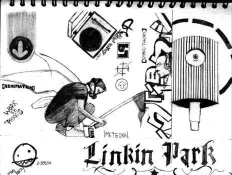 LinkinPark mix by anng-unit