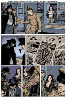 WARBIRDS OF MARS - GA  Page 4 colors by DocRedfield