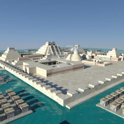 Mexico-Tenochtitlan by SIRGEVA