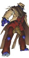 Bloody Roar - IMPROVED Stun by The-Pirate-Fox