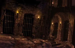 Dungeons by Rukkits
