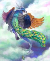 Peafowl Zal by zarry