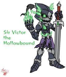 Sir Victor The HollowBound by arh-adrian17