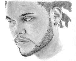 The Weeknd by Crolossus