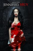 Jennifer's Body Poster by theroof09