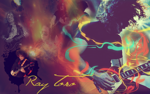 Ray Toro wallpaper 057 by saygreenday