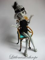 Deco doll by littlemissanthrope