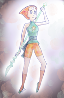 Pearly Pearl by EveningAlchemist