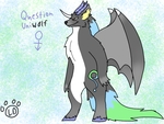 Questions Uniwolf By Iceamon808 by QuestionUnicorn