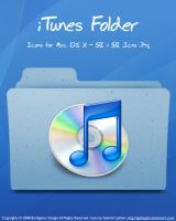 iTunes Folder by igabapple