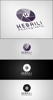 Kebaili Photography Logo Design by DRX-Design