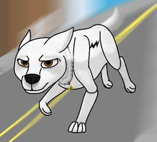 How I draw Bolt (request) Download by horse14t