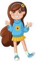 Mabel Pines by TheCheeseburger